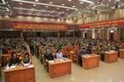 Học viện ANND khai giảng lớp cao cấp lý luận chính trị khóa 1
