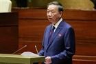 Bộ trưởng Tô Lâm giải trình trước Quốc hội về công tác phòng cháy, chữa cháy