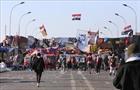 Người biểu tình Iraq phong tỏa lối vào cảng Khor al-Zubair