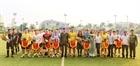 Khai mạc Giải bóng đá Cục Truyền thông CAND lần thứ I