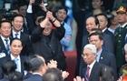 Chủ tịch Triều Tiên Kim Jong-un kết thúc chuyến thăm Việt Nam