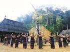 Ngôi làng đại đoàn kết của đồng bào Cơ Tu ở Tây Giang