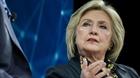 Bà Hillary Clinton cam kết đánh bại Tổng thống Donald Trump