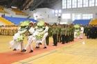 Tiếc thương gương dũng cảm hy sinh của Đại úy Trương Văn Thắng