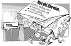 Các khoản phí mang tên tự nguyện