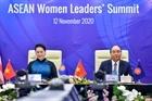 Khai mạc Hội nghị Thượng đỉnh lãnh đạo nữ ASEAN