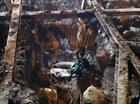 Phát hiện quả bom dưới lòng đất ở phố Cửa Bắc, Hà Nội
