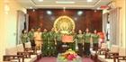 Chia sẻ, ủng hộ Công an các tỉnh miền Trung