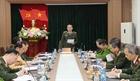 Họp Ban tổ chức Hội nghị Công an toàn quốc lần thứ 76