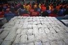 Malaysia thu giữ số lượng ma túy đá hơn 26 triệu USD