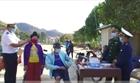 Kiểm soát dịch bệnh tại cửa khẩu Chiềng Khương