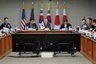 Hàn - Mỹ - Nhật tổ chức đối thoại quốc phòng 3 bên