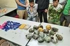 Bắt giữ số lượng ma túy lớn nhất huyện Mường La