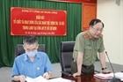 Thứ trưởng Nguyễn Văn Thành làm việc tại Công an thành phố Hồ Chí Minh
