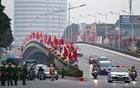Đảm bảo giao thông thông suốt trong những ngày diễn ra Đại hội Đảng