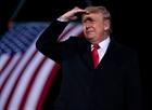 Tổng thống Donald Trump cam kết chuyển giao quyền lực, lên án biểu tình bạo lực
