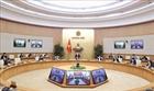 Thủ tướng chủ trì họp trực tuyến phòng chống dịch COVID-19