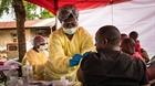 CHDC Congo triển khai tiêm vaccine ngừa Ebola