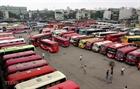 Hà Nội: Hàng trăm xe khách bỏ bến, chạy dù