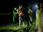 Bắt 2 người Trung Quốc nhập cảnh trái phép, trốn cách ly