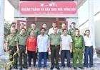 Trao nhà đồng đội tại 2 tỉnh Cà Mau và Bạc Liêu