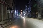 Ấn Độ áp đặt giới nghiêm ban đêm ngăn bùng phát Covid