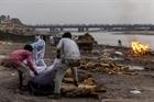 Làn sóng dịch thứ 2 ở Ấn Độ có thể đã đạt đỉnh