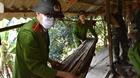 Tuổi trẻ công an góp sức xây nhà cho bà con vùng cao