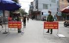 Công an tăng quân, tập trung dập dịch tại Bắc Giang