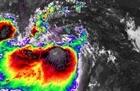 Đài Loan (Trung Quốc) ra cảnh báo về bão nhiệt đới Choi-Wan