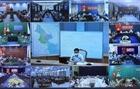 Phó Thủ tướng Vũ Đức Đam họp về phòng chống dịch vùng ĐBSCL