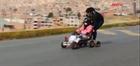 Độc đáo cuộc đua xe Go-kart tự chế